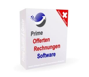 Prime Offerten Rechnungen Software