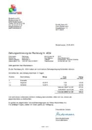 Rechnungsprogramm Prime Fakturierung Offerten Rechnungen Software